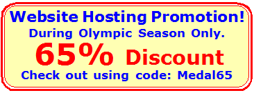 Website Hosting Sale